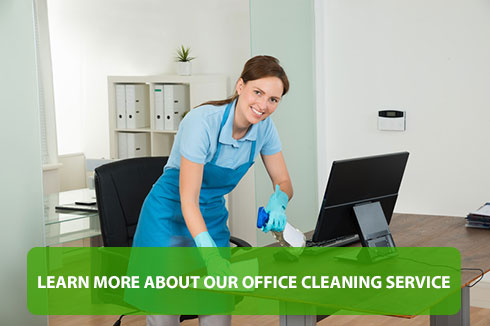 Learn more about our office cleaning service in South Dublin.